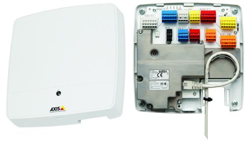 The Axis A1001 Network Door Controller Psi